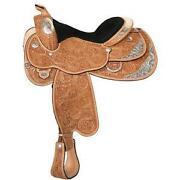 Circle Y Show Saddle