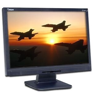 ViewSonic Optiquest 19 inch computer monitor LCD for sale  _____