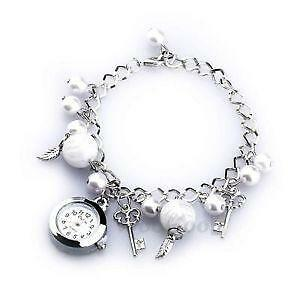 Charm Bracelet Watch Pendants