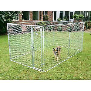2 Dog kennels 12x12x7 each
