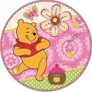 Alfombra winnie the pooh redonda producto oficial ebay - Alfombra winnie the pooh ...