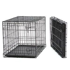 Small Dog crate gently used