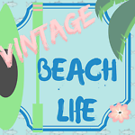 Vintage Beach Life