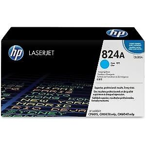 HP 824A (CB381A) Cyan Original LaserJet Image Drum - New