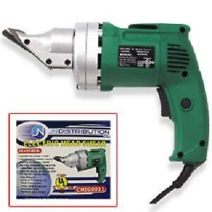 BRAND NEW ELECTRIC HEAD SHEARS/AIR METAL SHEAR