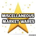 Miscellaneous Market Wares