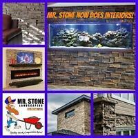 Interior / Exterior Stone Veneer