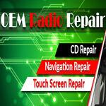 OEM Radio Repair and Sales