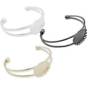 Cuff Bracelet Blanks