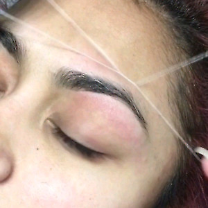 Eyebrows threading,tinting,wax,Parkland end Castle hil Halifax