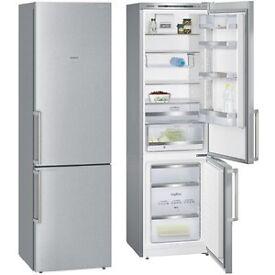 Siemens Premium Freestanding Fridge Freezer Stainless Steel Worth **£899** Energy efficient A+++
