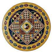 Mosaiktisch Rund