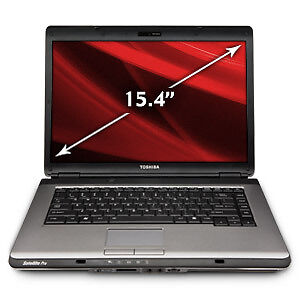 ★ Laptop Toshiba Dual Core 2Ghz-2G-160G-DVD RW-Webcam ★