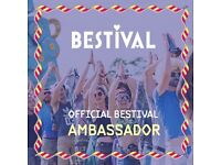 BESTIVAL TICKETS REDUCED
