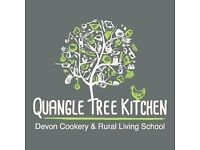 Cookery & Rural Living workshops: Inspirational & ethical gifts, kids parties.....