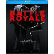 Battle Royale Blu Ray