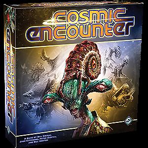 Cosmic Encounter - Fantasy Flight - Board Game