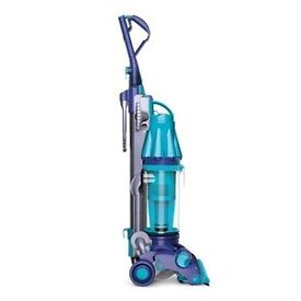 DYSON DC07 FULLY SERVICED FREE SET OF PERFUMED FILTERS BLUE AND PURPLE
