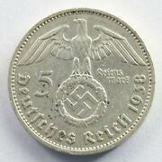 2 Reichsmark 1938
