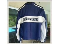 ALPINESTARS motorbike jacket[AS NEW] never got the chance too use it