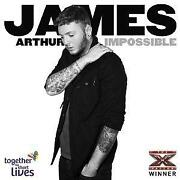 James Arthur CD