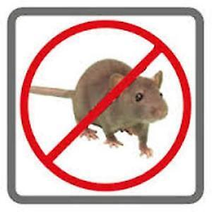 Interior Mouse issues? Treatment $160.00 Exterminator
