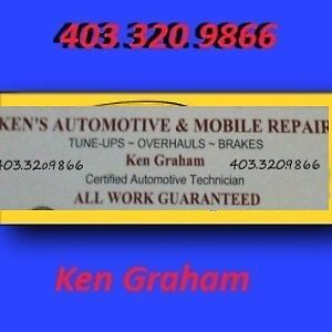 Kens Automotive Mobile Services