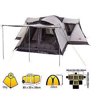 For sale 12 man tent.     MUST GO!!!! Townsville Townsville City Preview