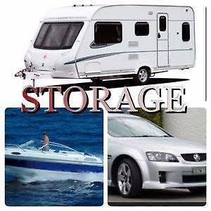HOME AND AWAY BUDGET CARAVANS - SECURE BUDGET STORAGE Deception Bay Caboolture Area Preview
