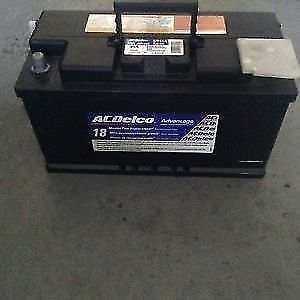 CAR BATTERY BRAND NEW SIDE POST AND TOP POST