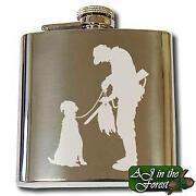 Shooting Hip Flask