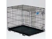 Small 'Pets at Home' dog crate for sale, bought last month, lightly used