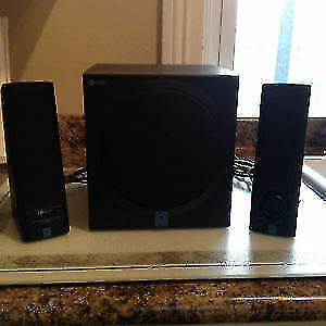 YAMAHA (YST MS201) POWERFUL MULTI MEDIA SPEAKERS