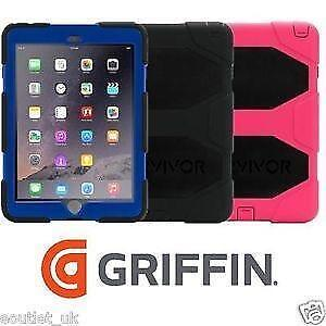 Étui Survivor de Griffin pour iPad mini 1/2 /4 iPad Air /Air2 / iPad Pro 9.7