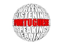 Learn European Portuguese Online or One-to-One