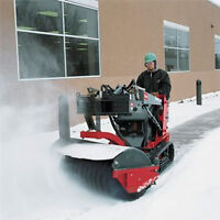 Snow removal Services 2016/2017 $550.00 Seasonal Services