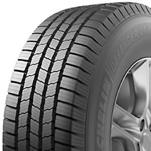 Set of 4 Michelin Defender tires