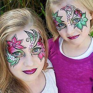 Sydney Face painting and Henna arts Services Wiley Park Canterbury Area Preview