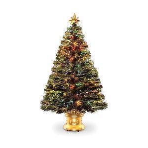 Fiber Optic Christmas Tree   eBay