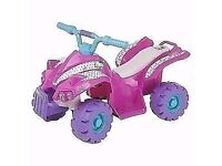 HELLO KITTY 6 VOLT BATTERY OPERATED QUADS