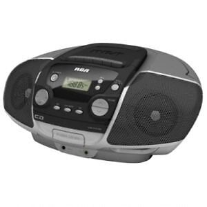 Great RCA boombox music player! Only $9.99!