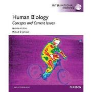 Human Biology Concepts and Current Issues