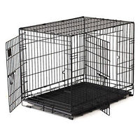 BRAND NEW Pet Lodge Foldable Dog Crate