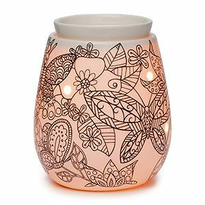 Scentsy's Reimagine warmer - never used
