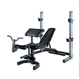 Weider 490 DC weight bench