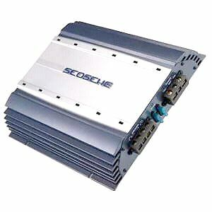 Scosche SA550 2-channel Bridgeable Car Amplifier 550W / 550 Watt Edmonton Edmonton Area image 4