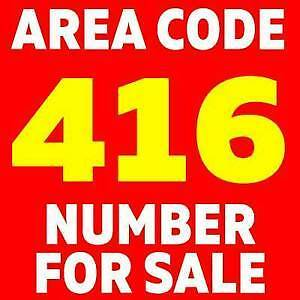 VIP BEST NUMBERS FOR YOU 416/647/905