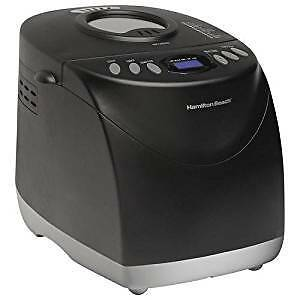 Hamilton Beach Breadmaker (makes all types of dough including