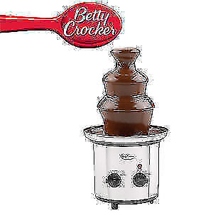 Betty Crocker Chocolate Fountain 1 in stock