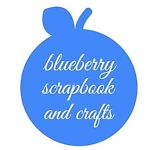 Blueberry Scrapbook and Crafts